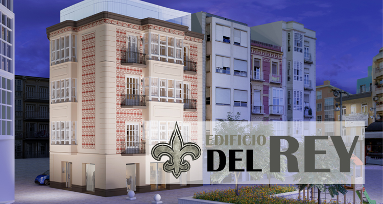 Venta de viviendas en Plaza del Rey, Cartagena